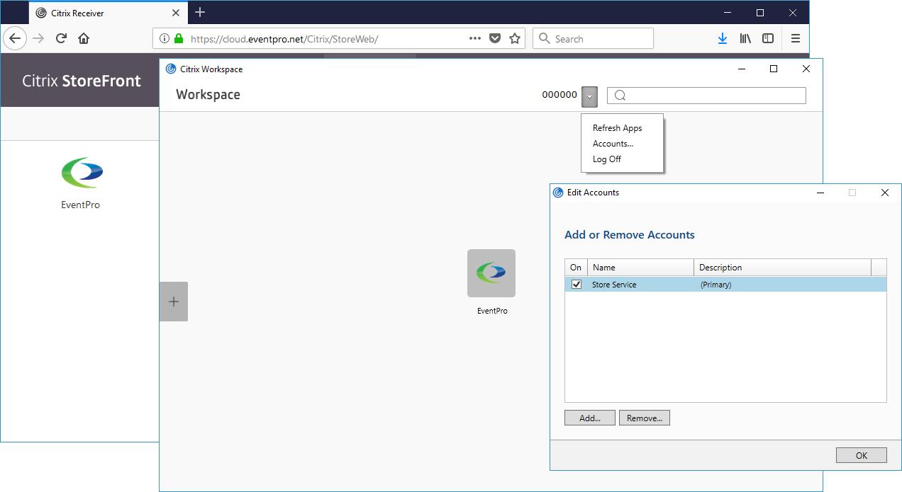 Activate Desktop Citrix
